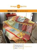 Orange Dot Quilts Orange Dot Quilt's Boho Chic Pattern