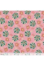 Elizabeth Grubaugh ON SALE-Aquarius, Reef in Pink, Fabric full-Yards 126.105.02.1