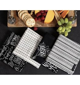 "Moda ""Metropolis"" Tea Towels from Moda -Set of 4"