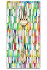 PD's Moda Collection Gradients, Stacks in Multi, Dinner Napkin