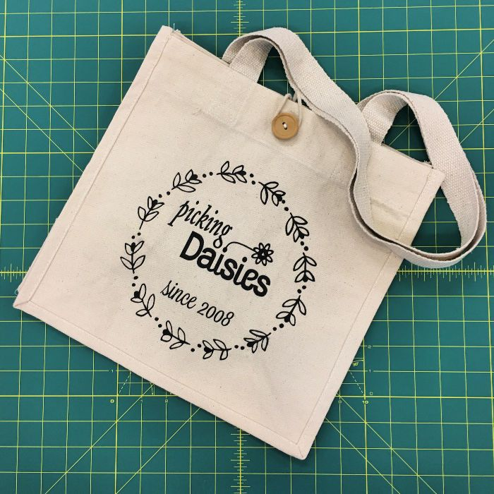 "Picking Daisies ""Picking Daisies Since 2008""  Tote Bag from Picking Daisies"