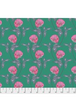 PD's Anna Maria Horner Collection English Summer, Leaning in Jade, Dinner Napkin