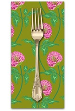 PD's Anna Maria Horner Collection English Summer, Leaning in Army, Dinner Napkin