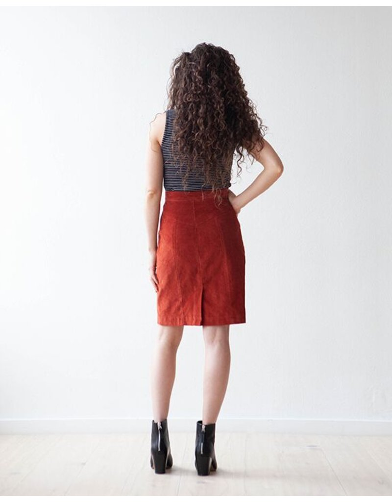 True x Bias True x Bias Salida Skirt -  Pattern