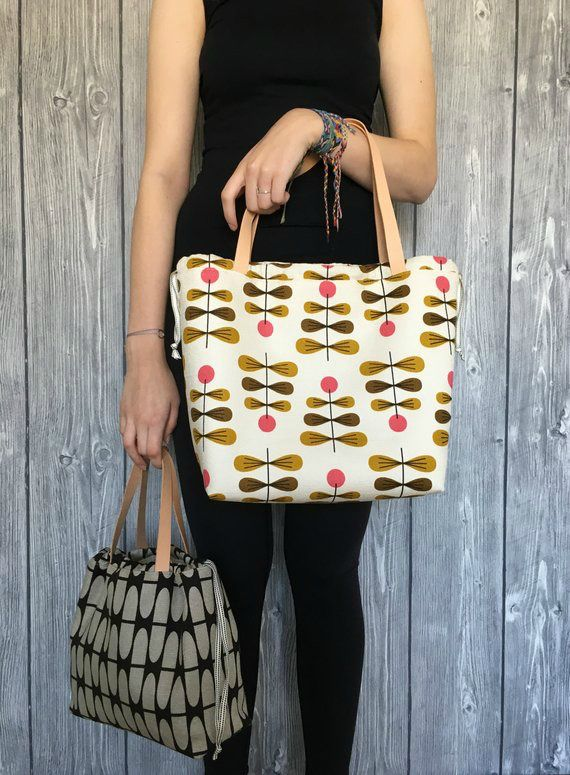Megan Selby, Instructor 02/09/19:  CLASS FULL!  Make the Denver Tote Bag with Megan