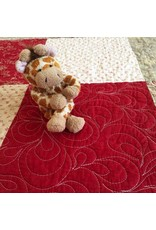 Dora Cary 10/26, Sat: Free Motion Quilting Class on a Domestic Sewing Machine