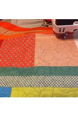 Dora Cary 09/28, Sat: Free Motion Quilting Class on a Domestic Sewing Machine