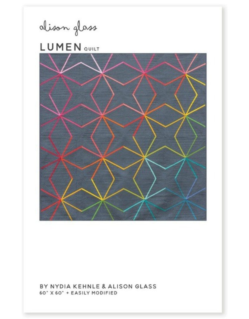 Alison Glass Alison Glass's Lumen Quilt Pattern