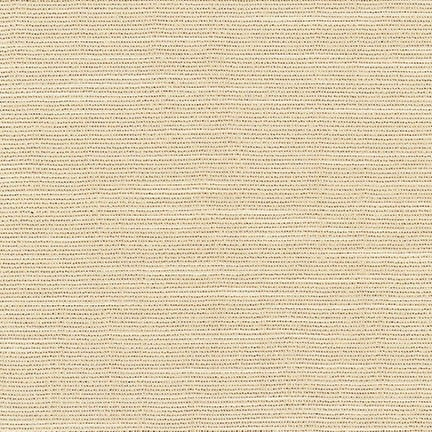 Robert Kaufman Manchester Metallic in Eggshell, Fabric Half-Yards SRKM-15373-86