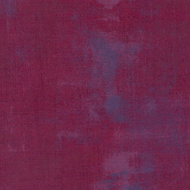 PD's Moda Collection Grunge in Boysenberry, Dinner Napkin