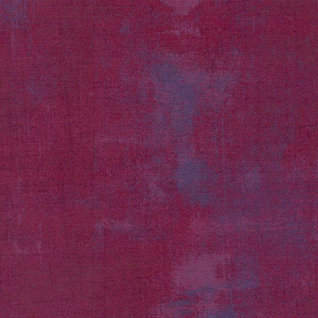 Moda Grunge in Boysenberry, Fabric Half-Yards 30150 335