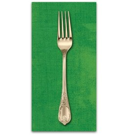 PD's Moda Collection Grunge in Fern, Dinner Napkin