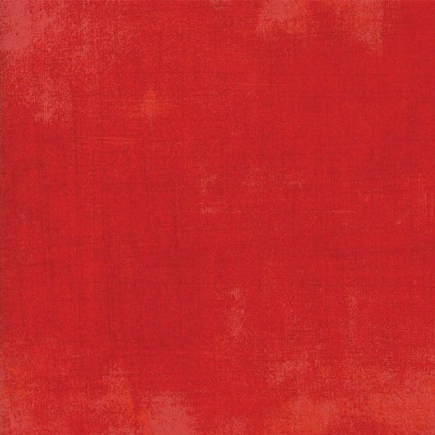 Moda Grunge in Scarlet, Fabric Half-Yards 30150 365