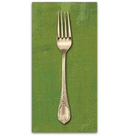 PD's Moda Collection Grunge in Zesty Apple, Dinner Napkin