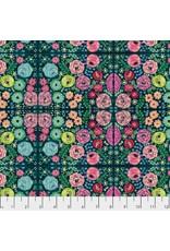 Jennifer Paganelli St. John, Stephanie in Juniper, Fabric Half-Yards PWJP144