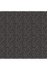 Dear Stella Dear Stella Lightweight Jersey Knit, Dabs in Black, Fabric Half-Yards WSTELLA-KWG995
