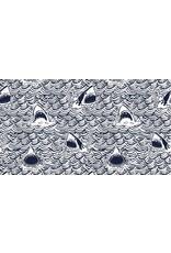 Dear Stella Dear Stella Lightweight Jersey Knit, Dark and Stormy in Indigo, Fabric Half-Yards WSTELLA-K824