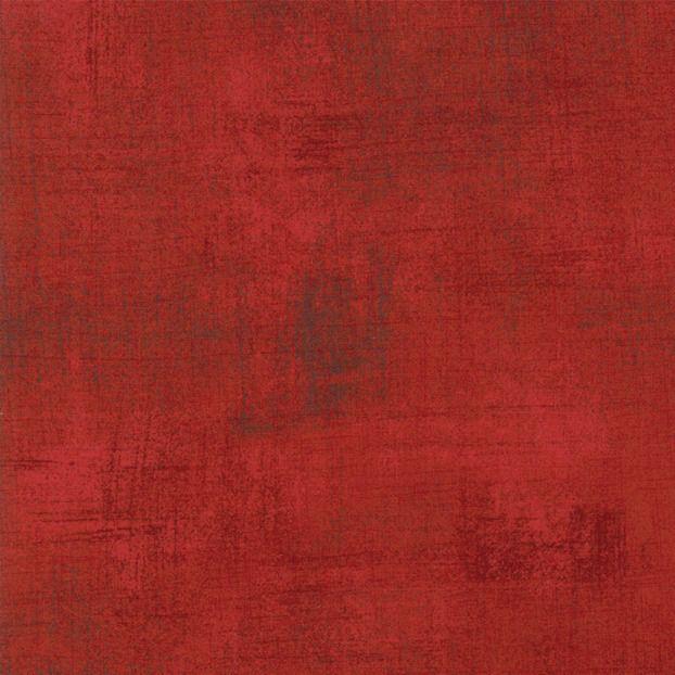 Moda Grunge in Winter Cherry, Fabric Half-Yards 30150 427