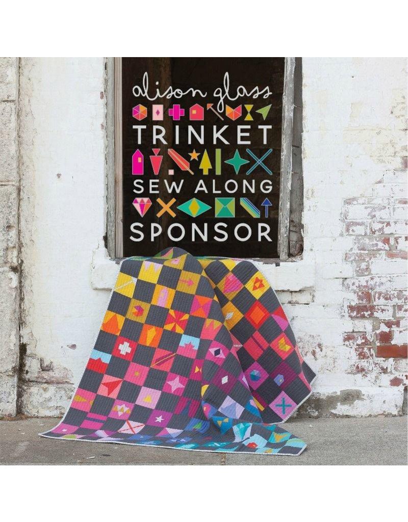 Alison Glass Alison Glass's Trinket Quilt Pattern