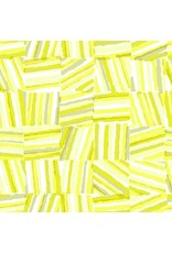 Cotton + Steel Safari, Stacks in Yellow, Fabric Half-Yards MS106-YE2