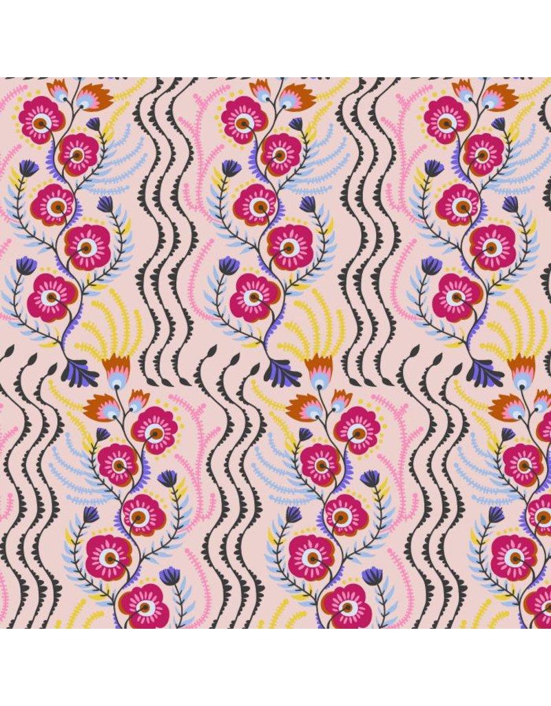 Anna Maria Horner Tambourine, Messages in Perfume, Fabric Half-Yards PWAH141