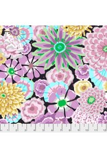 PD's Kaffe Fassett Collection Kaffe Collective 2019, Enchanted in Grey, Dinner Napkin