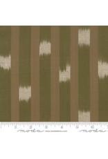 "Moda Boro Woven in Flax, 12560 29 (ONE 28"" CUT REMAINING)"
