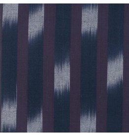 Moda Boro Woven in Dark Indigo, Fabric Half-Yards 12560 36