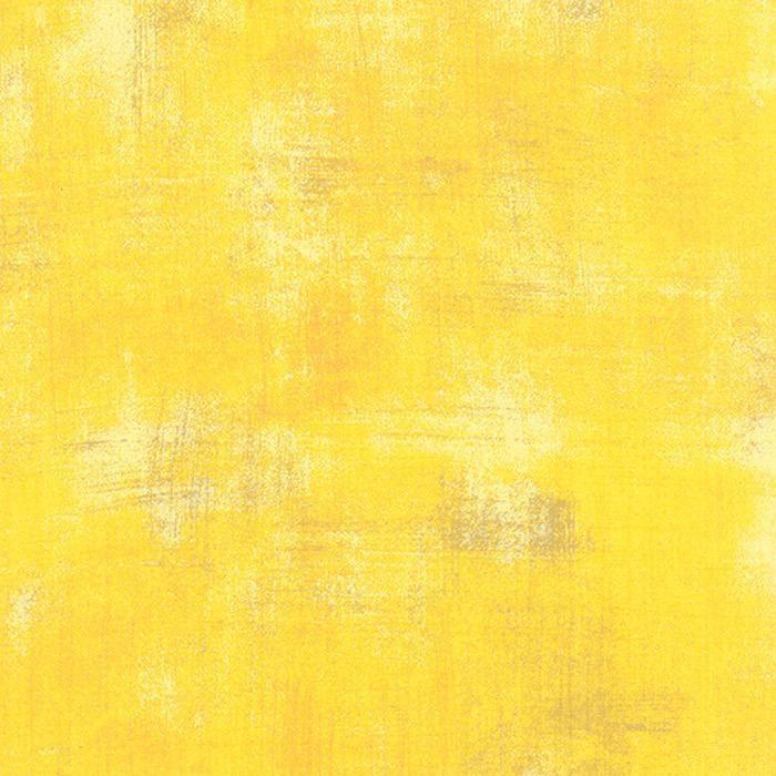 PD's Moda Collection Grunge in Sunflower, Dinner Napkin
