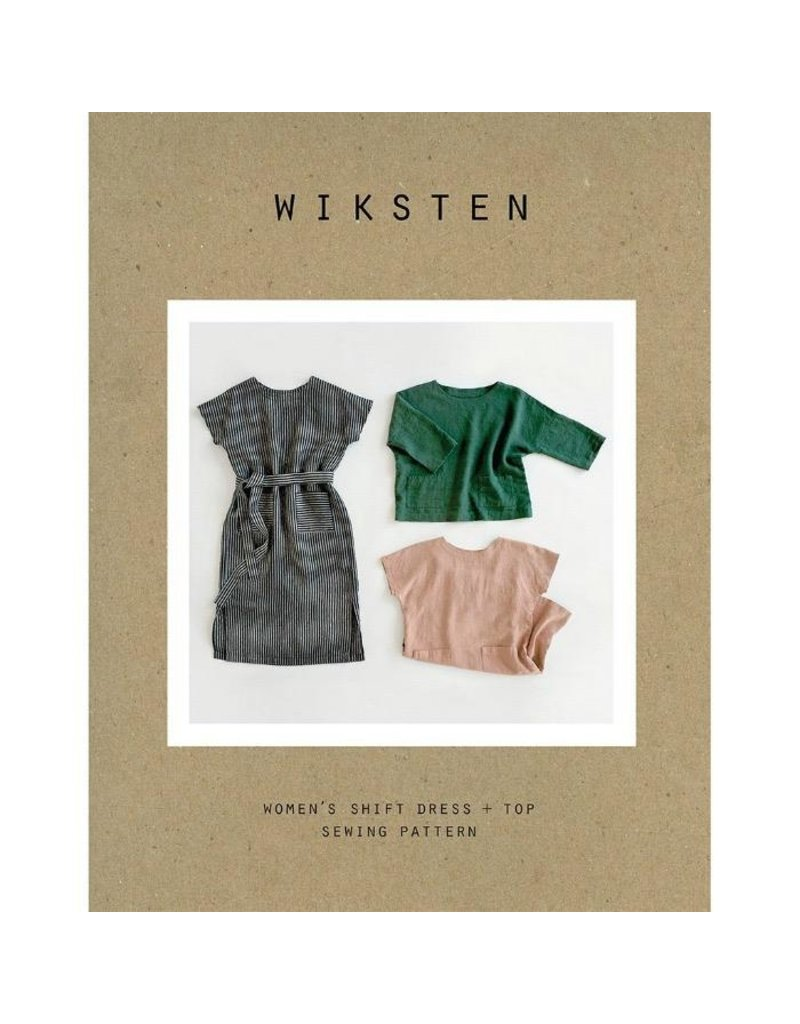 Wiksten's Women's Shift Dress Sewing Pattern