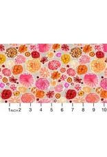 PD's August Wren Collection Spice Things Up, Boppy Floral in Multi, Dinner Napkin