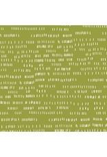 Sarah Golden Home, Dash in Moss, Fabric Half-Yards A-9173-BG