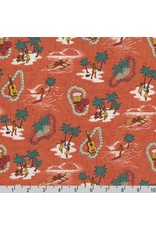 PD's Sevenberry Collection Island Paradise Life in Pimento, Dinner Napkin