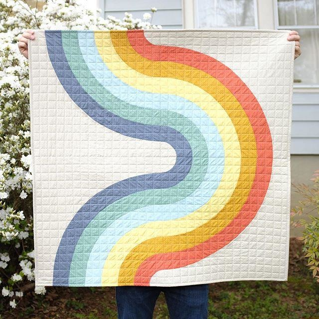Miss Make Miss Make's Looper Quilt Pattern