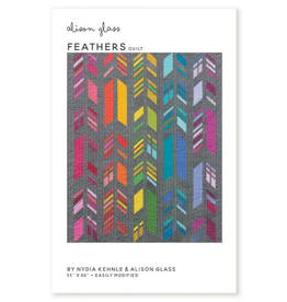 Alison Glass Alison Glass's Feathers Quilt Pattern