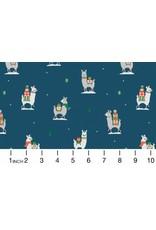 Christmas Collection ON SALE-Fa La La Llama, Llama Gifts in Orion, Dinner Napkin