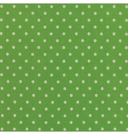 Moda Linen Mochi Dot in Fresh Grass, Fabric Half-Yards 32910 45L