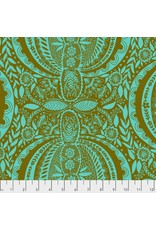 Anna Maria Horner Second Nature, Propagate in Patina, Fabric Half-Yards PWAM006
