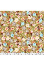 PD's Shannon Newlin Collection Vibrant Blooms, Meadow in Warm, Dinner Napkin