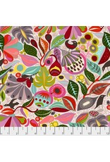 Shannon Newlin Vibrant Blooms, In the Woods in Neutral, Fabric Half-Yards PWSN026