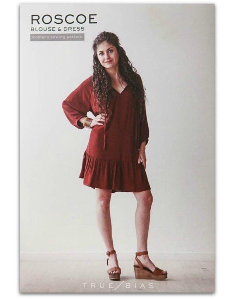 True x Bias True x Bias Roscoe Dress/Blouse -  Pattern