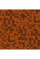 Carolyn Friedlander Instead, Tetragon in Spice, Fabric Half-Yards AFR-18637-163
