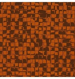 Carolyn Friedlander Instead, Tetragon in Spice, Fabric Half-Yards AFR-18637-163