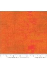 PD's Moda Collection Grunge in Russet Orange, Dinner Napkin