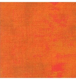 Moda Grunge in Russet Orange, Fabric Half-Yards 30150 322