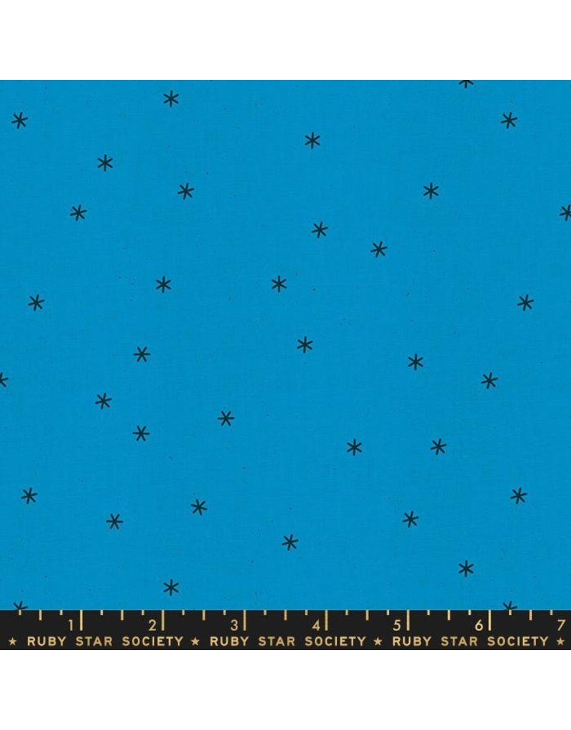 PD's Ruby Star Society Collection Ruby Star Society, Spark in Bright Blue, Dinner Napkin