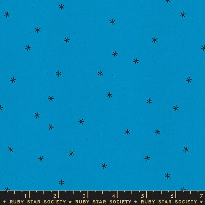 Melody Miller Ruby Star Society, Spark in Bright Blue, Fabric Half-Yards RS0005 12