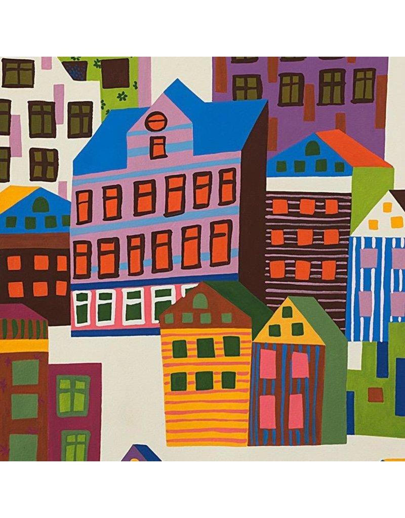 Alexander Henry Fabrics Wilderberry, Hill in Corn, Fabric Half-Yards 8747BR