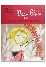 Sublime Stitching Mary Blair Transfer Booklet from Sublime Stitching
