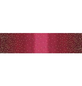 V & Co. Ombre Confetti New in Burgandy, Fabric Half-Yards 10807 317M